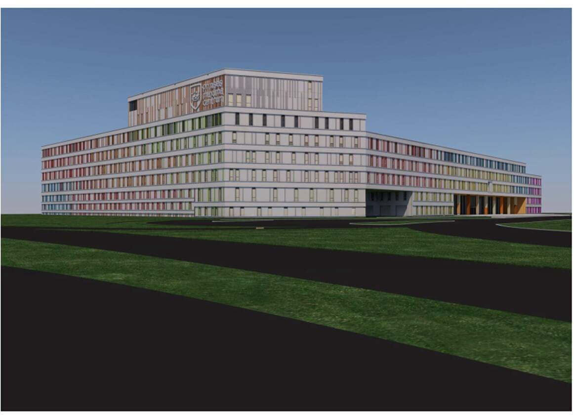 01. Artist impression buitenzijde architect
